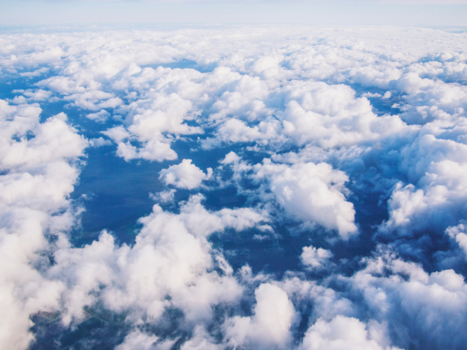 clouds, life, and travel image
