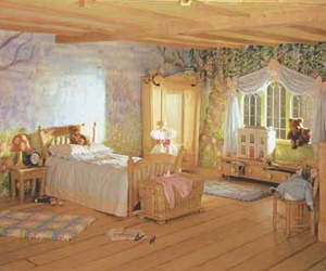 fairy, room, and tale image