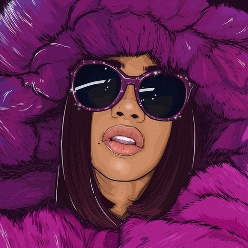 article, cardi b, and bartier cardi image