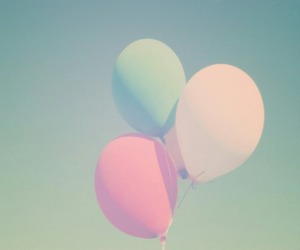 balloon, pastel color, and pastel image