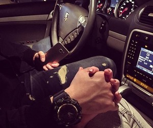 car, luxury, and relationship goals image