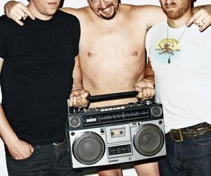 radio, the black keys, and danny mcbride image