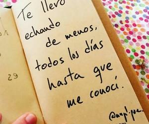 frases, frases en español, and menos image