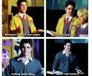 avpm, glee, and starkid image