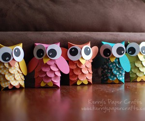 owl, cute, and crafts image