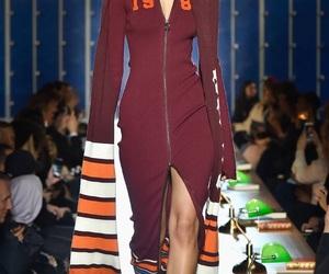 dress, fashion, and Modeling image