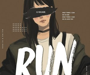 run, jin, and bts image