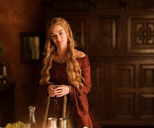got, game of thrones, and cersei lannister image