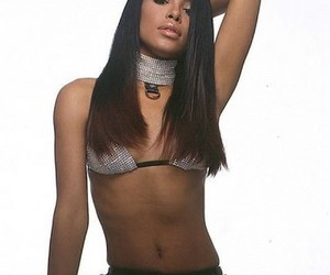 aaliyah, cyber, and ghetto image