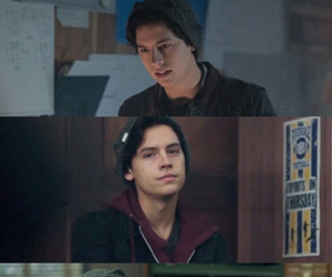 boys, cole, and riverdale image