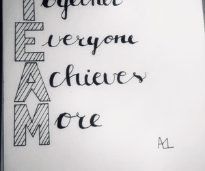 calligraphy, everyone, and motivation image