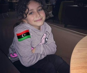 tripoli, arab girl, and arab beauty image