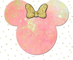 background, bow, and disney image