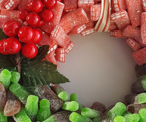 candycane, family, and chocolate image