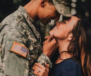 love, Relationship, and smile image