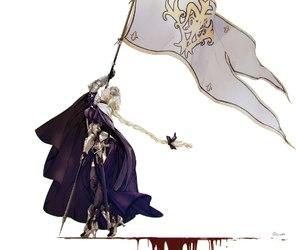 anime, art, and ruler image