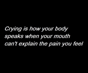cry and tears image