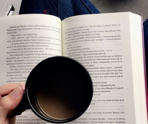 after, book, and coffee image