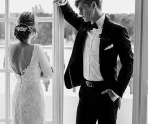 beautiful, classy, and couple image
