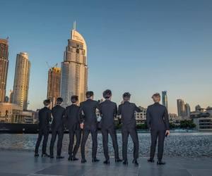 Chen, Dubai, and exo image
