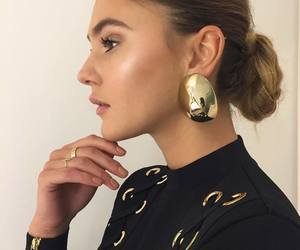 accessories, beautiful, and black image