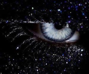 eye and fantasy image