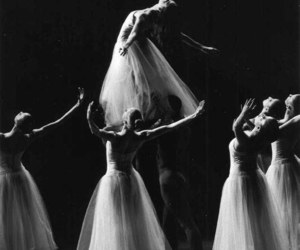 New York City Ballet and george balanchine image