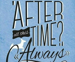 book, always, and harrypotter image