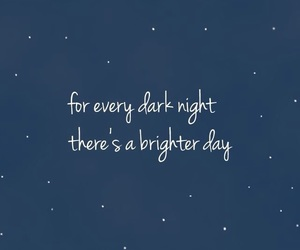 quotes, wallpaper, and night image