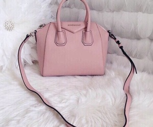 bag, pink, and Givenchy image