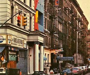 80s, architecture, and broadway image
