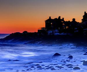 coast, coastal, and ocean image