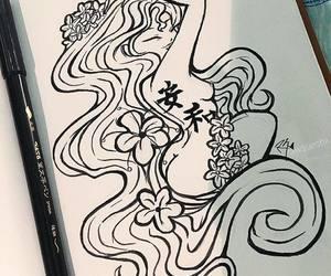 art, artwork, and design image