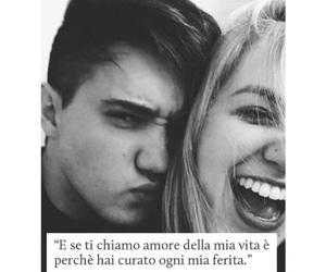 amore, boyfriend, and sorriso image