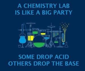 acid and chemistry image