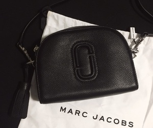 black, shutterbag, and marcjacobsshutterbag image