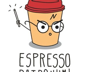 harry potter and espresso image