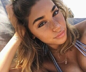 chantel jeffries, girl girly lady, and eyes eyebrows brows image