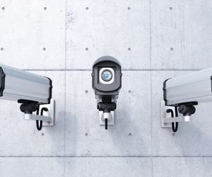 camera and security image