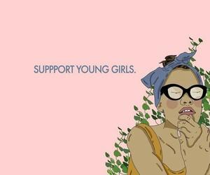 art, girl power, and inspiration image