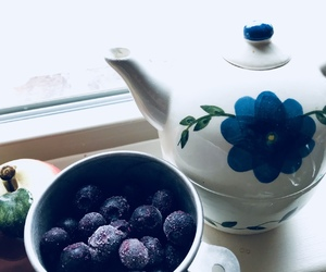 article, berries, and diet image