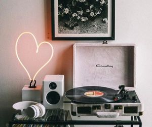 music, home, and decor image
