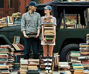 book and couple image