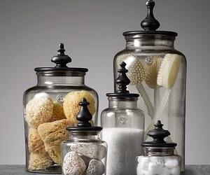 accessories, bathroom, and jar image