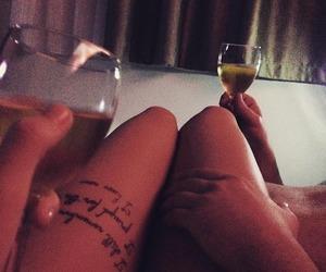 couple, tatto, and tumblr image