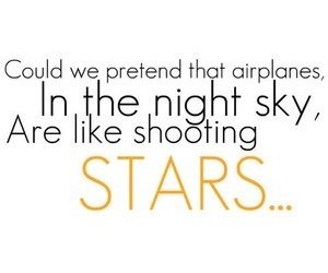 airplanes, quote, and b.o.b image