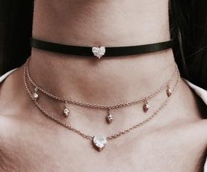 choker, fashion, and jewelry image