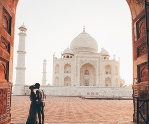 travel, couple, and goals image