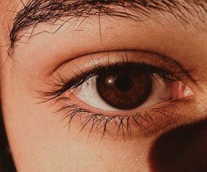 aesthetic, eyes, and eddie kaspbrak image