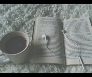 book and coffe image